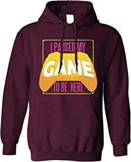 Gaming Hoodie I Paused My Game for This Hooded Jumper