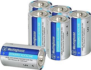 Best d alkaline batteries rechargeable Reviews
