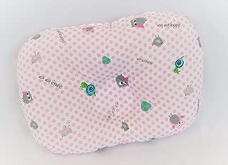 Cheeky Bon Bon Dimple Pillow, Owl ABC