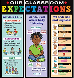 Really Good Stuff Class Expectations Jumbo Poster