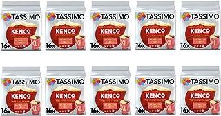 Tassimo Kenco Americano Grande Cápsulas de café- 10 paquetes (160 bebidas)