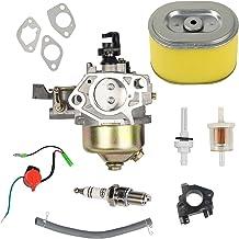 ca Kraftstofftank mit Deckel und Kraftstofffilter Ersatzteile Kompatibel mit GX160 5.5HP GX200 24x21x11cm