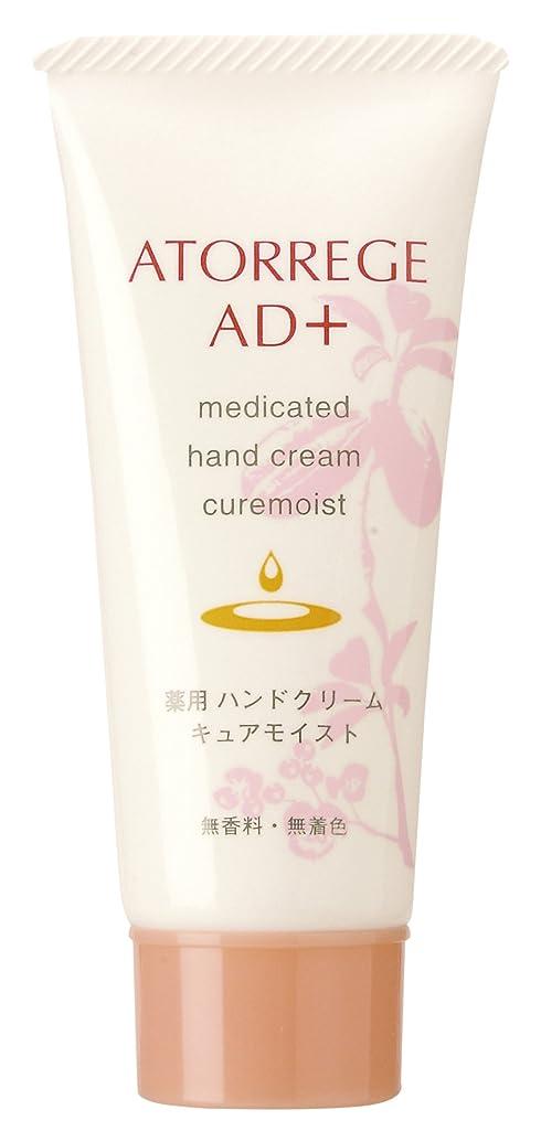 鹿歯火炎アトレージュAD+薬用ハンドクリームキュアモイスト 40g