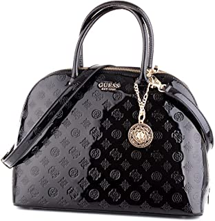 Luxury Fashion | Guess Womens HWSG7399360LACK Black Handbag | Fall Winter 19