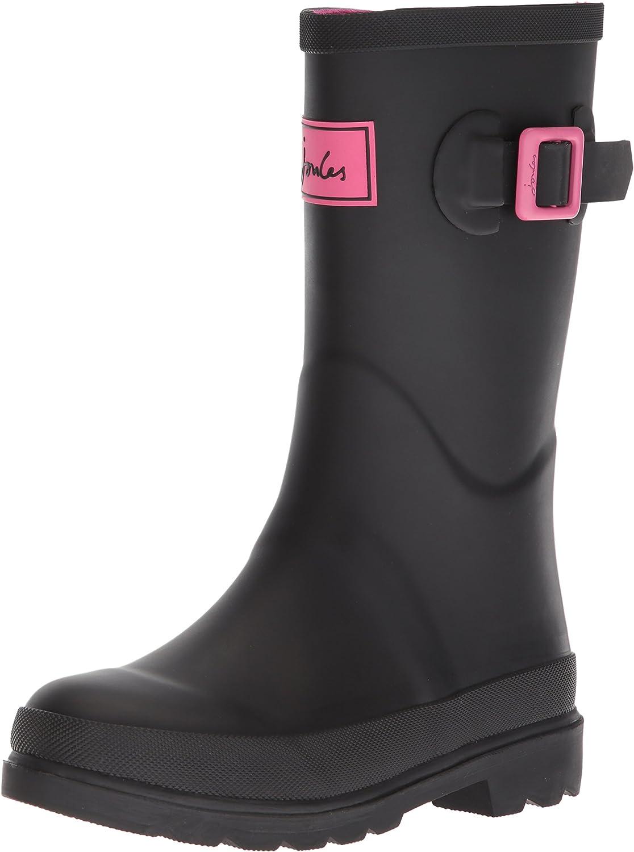 Joules Award-winning store Unisex-Child Jnrfieldwl Don't miss the campaign Boot Rain