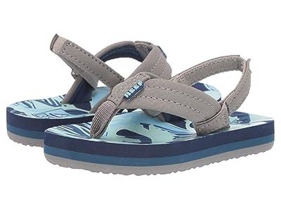 Reef Kids Ahi (Infant/Toddler/Little Kid/Big Kid) (Blue Waters) Boys Shoes