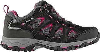 Karrimor Womens Mount Low Ladies Walking Shoes Waterproof Lace Up Hiking