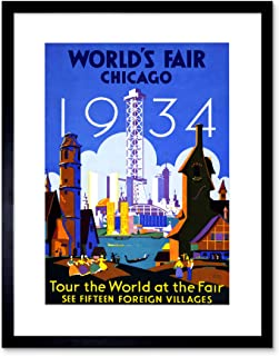 chicago posters vintage