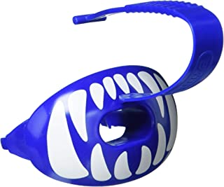 Battle Oxygen Predator Football Mouthguard – Maximum Oxygen Sports Mouth Guard – Mouthpiece Fits With or Without Braces – Impact Shield Protector for Lips and Teeth