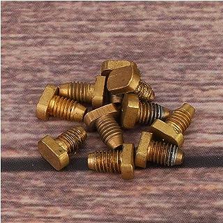 Väckarklocka metallskruvar mekanisk klocka reparation tillbehör set verktyg för hemmabruk och pr, 10 delar/set mekanisk kl...