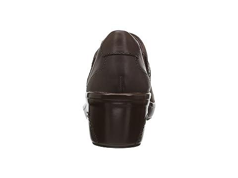 Marion Brown Black Helen LeatherDark Clarks Leather vWq1fcZ