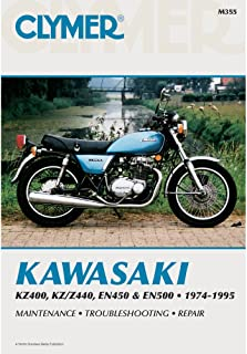 kawasaki en500 service manual
