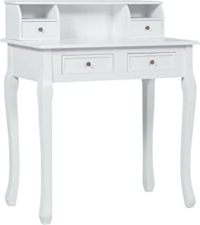 Best small writing desk with hutch Reviews