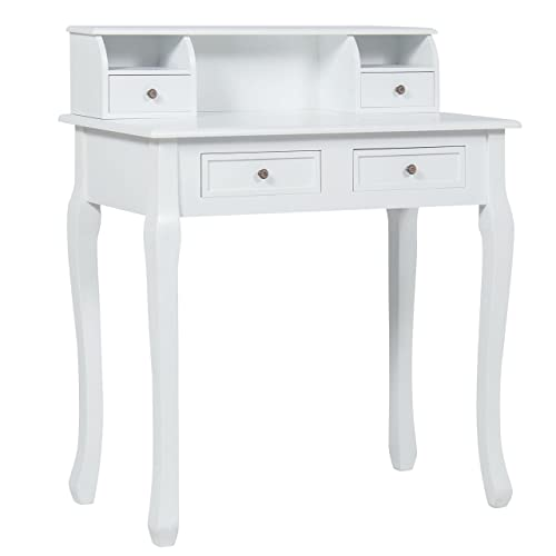 Outstanding Writing Desk Amazon Com Beutiful Home Inspiration Truamahrainfo