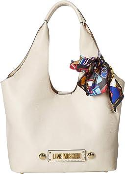 Hobo Bag with Scarf