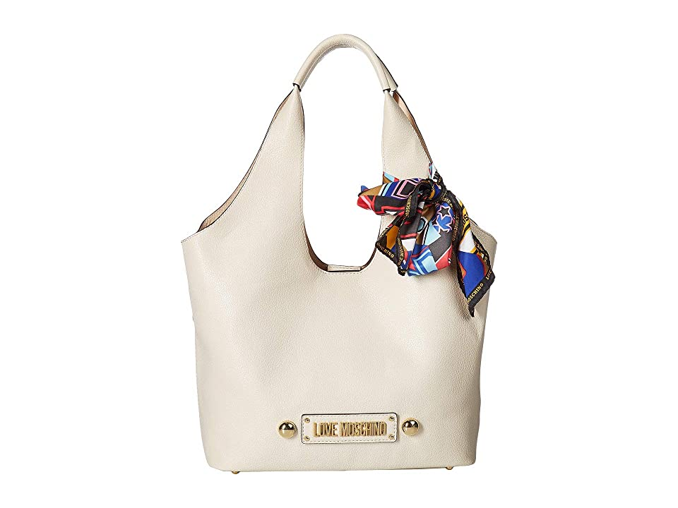 LOVE Moschino - LOVE Moschino Hobo Bag with Scarf