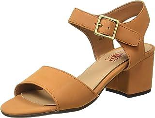 Lee Cooper Women's Lf5064ctan Fashion Sandals