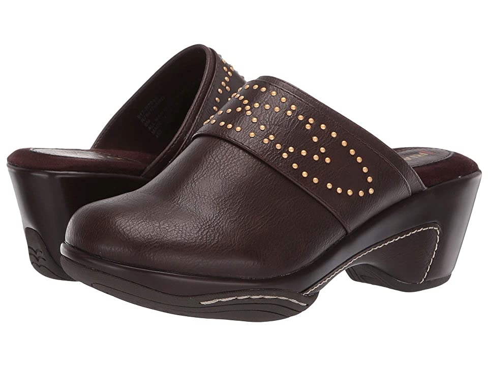 Rialto Varo (Dark Brown Tumbled Smooth) Women