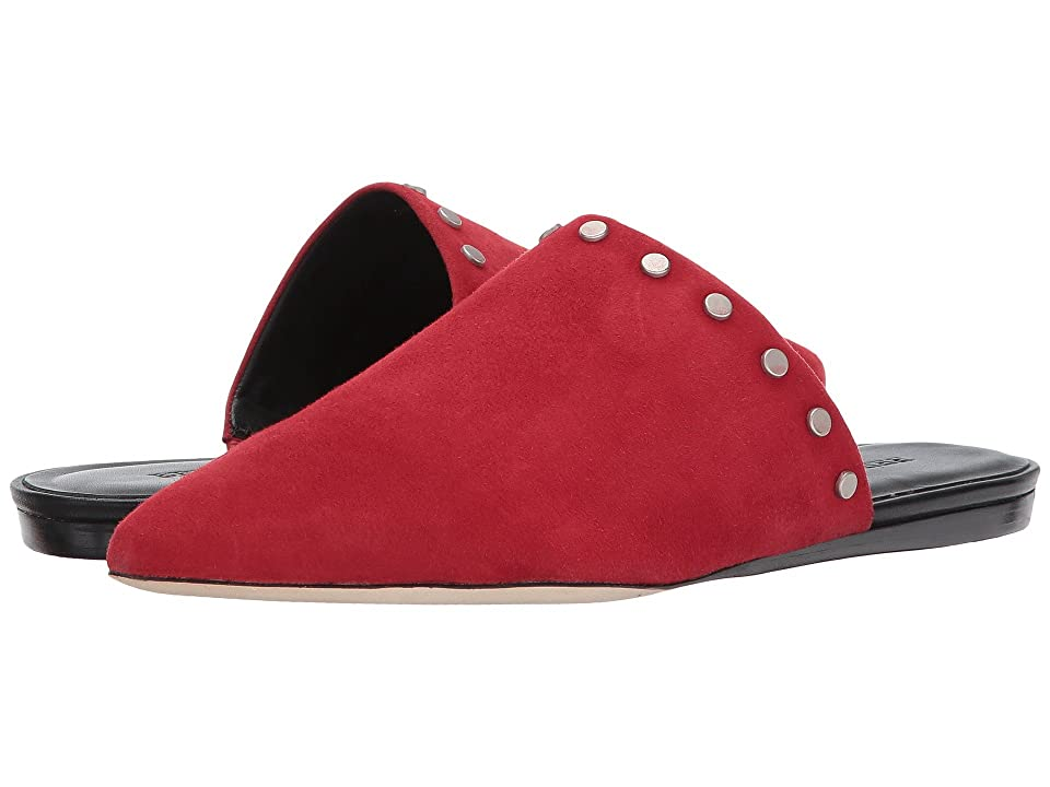 Bernardo Annie (Red Suede) Women