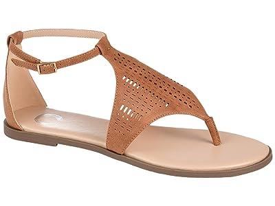 Journee Collection Comfort Foam Niobi Sandal
