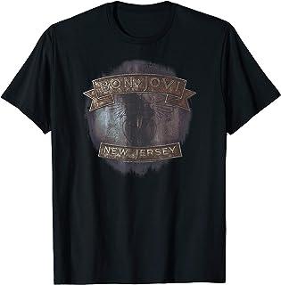 Unbekannt Bon Jovi New Jersey T-Shirt