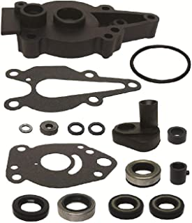 GLM Lower Unit Seal Kit for Mercury Mariner 6, 8, 9.9,10,15 hp 1986 & Up 2 Stroke, 4 Stroke 1999 & Up Non Big Foot Replaces 18-2697-1 26-41365A3 Read Item Description for Applications