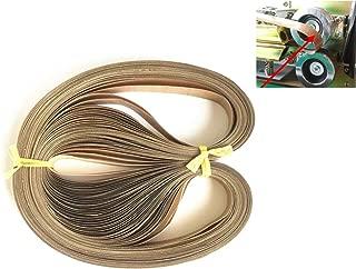 KUNHEWUHUA Teflon Sealing Belt Seamless 770mmx15mmx0.2mm 50pcs for FR900 Band Sealing Machine