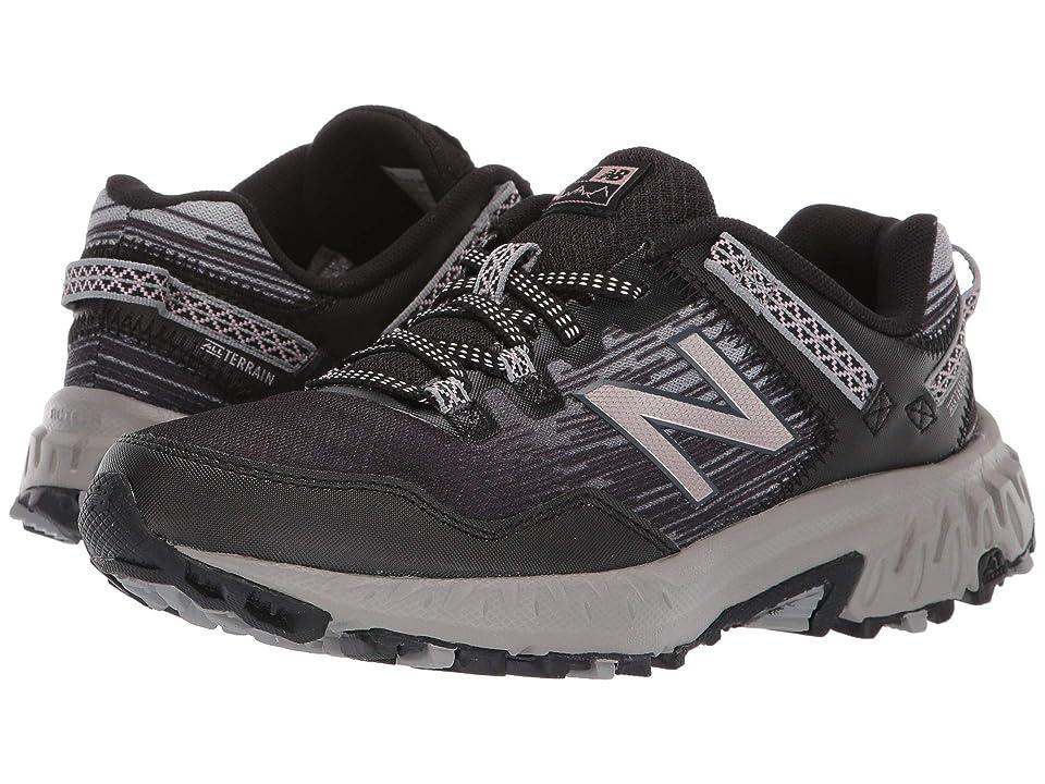 51cdcf6f92 New Balance 410v6 (Black/Magnet/Champagne Metallic) Women's Shoes
