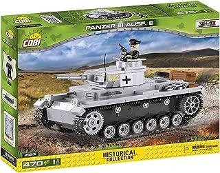 COBI Historical Collection Panzer III Ausf. E Tank