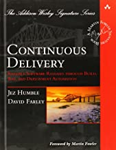 Continuous Delivery (Addison-Wesley Signature Series (Fowler))