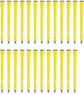 Karma Neion II Yellow 25 Piece Golf Grip Bundle