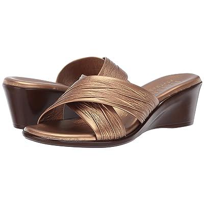 Italian Shoemakers Kenny (Bronze) Women