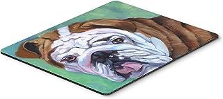 Caroline's Treasures Admiral the English Bulldog Mouse Pad/Hot Pad/Trivet (7349MP)