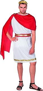 César romano para hombre vestido de lujo del líder griego histórico Semana del Libro adultos del traje del equipo (un tamaño de hasta 44