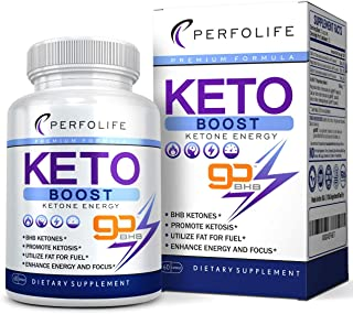 Keto Advanced Weight Loss Pills 800 mg Pure Keto BHB Salts Capsules-Best Keto Diet Pills that Work Fast for Women and Men-Boost Ketosis Energy-Fat Burner Keto Slim Supplement to Support Ketogenic Diet