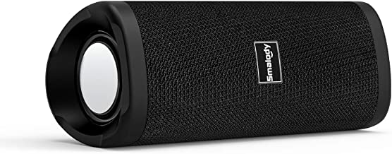 $29 » Sponsored Ad - Bluetooth Speakers,Smalody Portable Wireless Speaker with Louder Crystal HD Sound and Rich Bass, TWS Dual P...