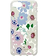 Kate Spade New York - Jeweled Daisy Garden Clear Phone Case for iPhone 8