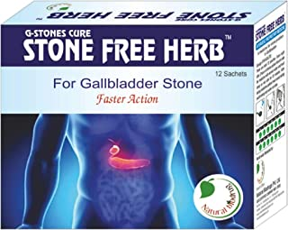 G Stone Cure (for Gall Bladder Stone)