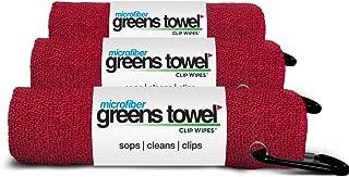 Best red golf towel Reviews