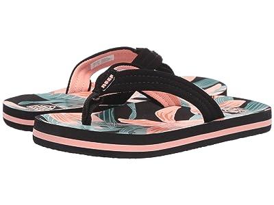 Reef Kids Ahi (Little Kid/Big Kid) (Hibiscus) Girls Shoes