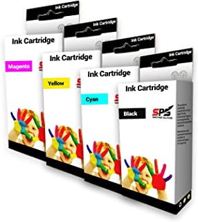 SPS Compatible Ink Cartridges Replacement for GI-490Ink GI490 For Canon PIXMA G1400 G2400 G3400 G1000 G2000 G3000 G2400 G4...