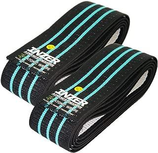 Inzer Atomic Knee Wraps (Pair) - Powerlifting Weightlifting Crossfit Strength Training