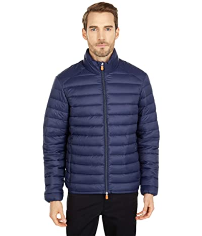 Save the Duck Giga Puffer Jacket (Navy/Blue) Men