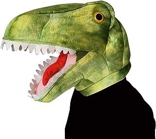 Ikumaal Capa de Dinosaurio T-Rex Costume-e F143 Tiranosaurio Dinosaurio Disfrazado de Animal Dragones n Adulto Carnaval- Carnaval- Regalo de cumpleaños