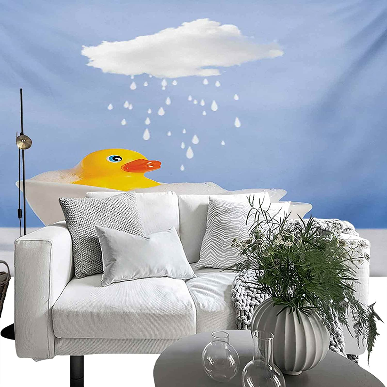 Removable A surprise price is realized Self-Adhesive Sale Special Price Rubber Duck Bath a wi Taking