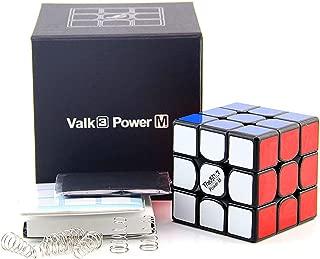 LiangCuber QiYi Valk 3 M Power 3x3x3 Black Magic Cube QiYi MoFangGe The Valk 3 Power Magnetic 3X3X3 Speed Cube