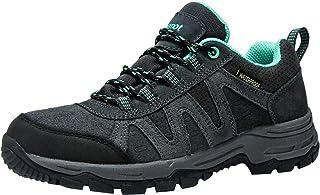3b4781c8c Zapatillas Trekking para Mujer Zapatos de Senderismo Calzado de Montaña  Escalada Aire Libre Impermeable Ligero Antideslizantes