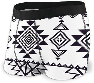 Men's Boxer Briefs Hip Underwear With Comfort Waistband Camera Doodle Pattern