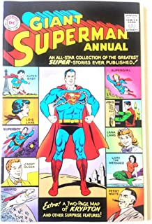 Giant Superman Annual: The Greatest Superman Stories Ever Told