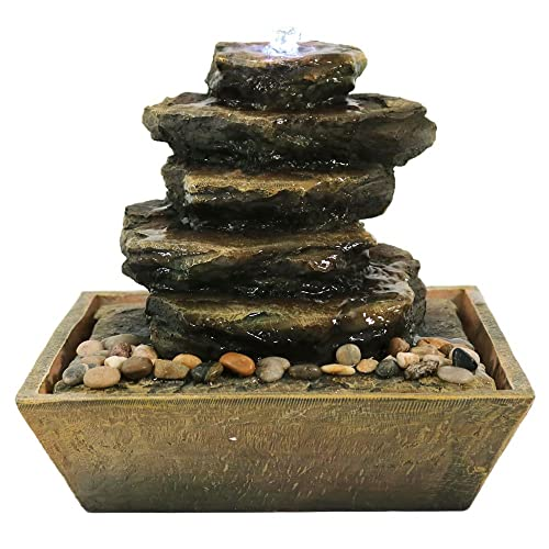 Rocks Fountain: Amazon com
